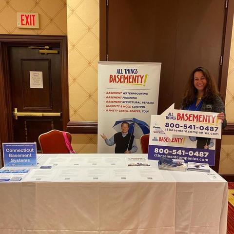 Connecticut Basement Systems Attends Moving Forward Regional Hiring Event