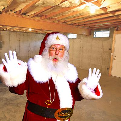 Is Your Home Santa Ready?