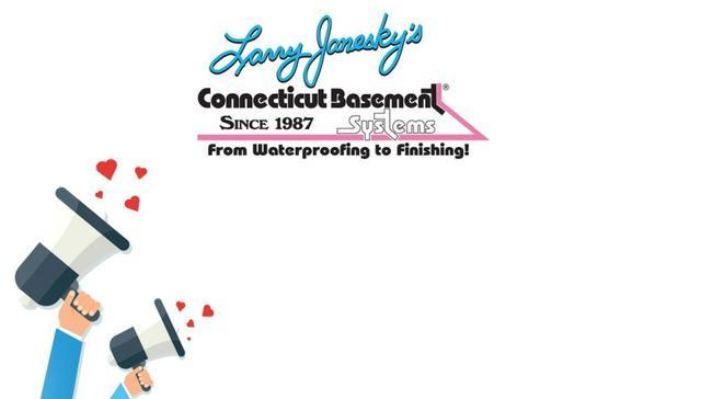 Here at Connecticut Basement Systems, we LOVE referrals! Why? Our vision is to have a world with healthy, safe and...
