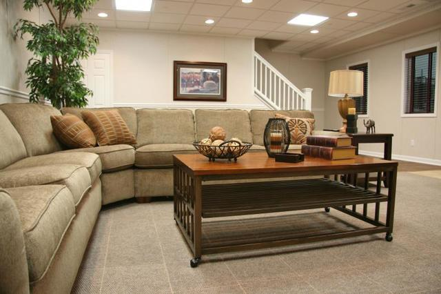 Make Your Valentine Swoon With These 5 Beautiful Finished Basements!