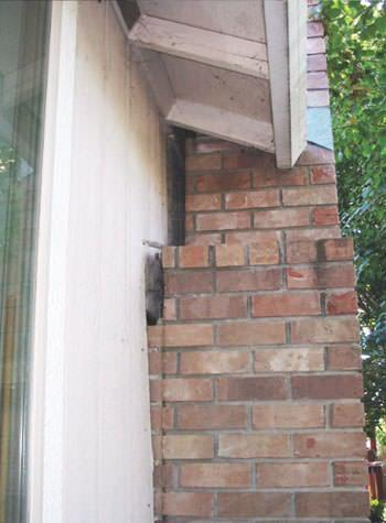 Tilting Chimneys - What Does It Mean and What Can You Do?