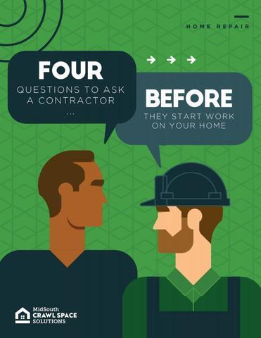4 Questions to Ask a Contractor Opener