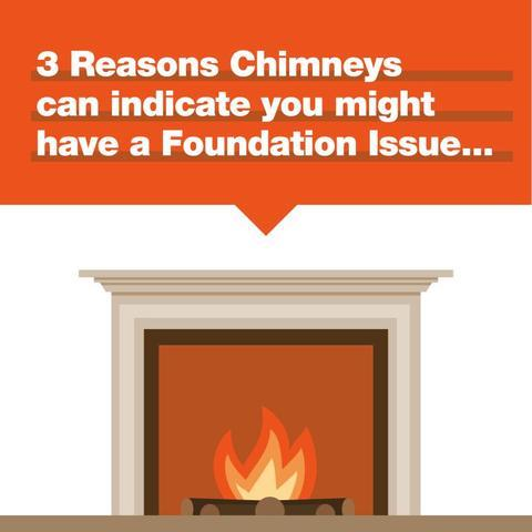How Your Chimney Can Indicate You Have a Foundation Issue