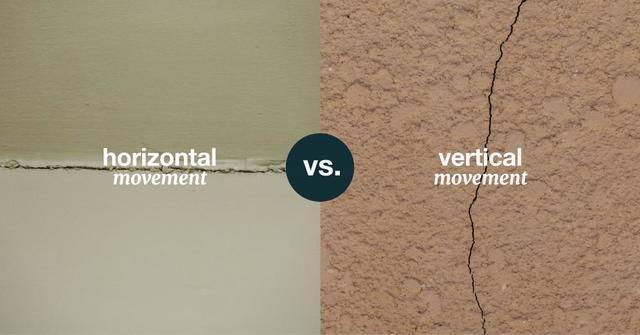 Horizontal VS Vertical Foundation Movement - Image 1
