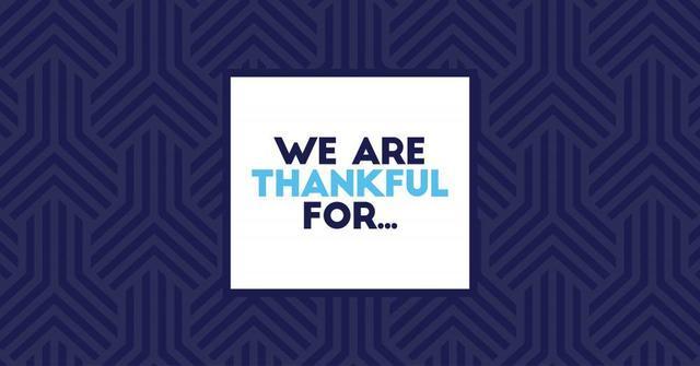 Season of Thankfulness