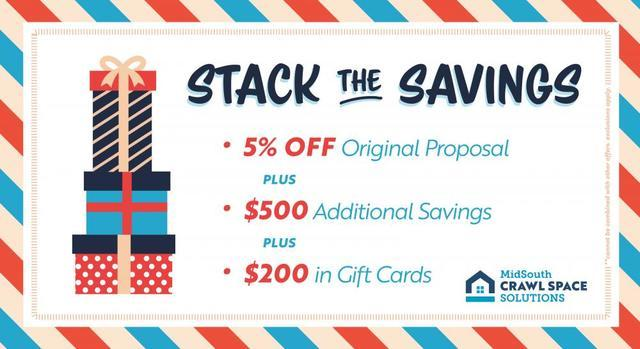 Stack the Savings Event Happening NOW! - Image 1