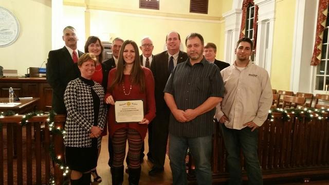 Salem County Freeholders Presentation