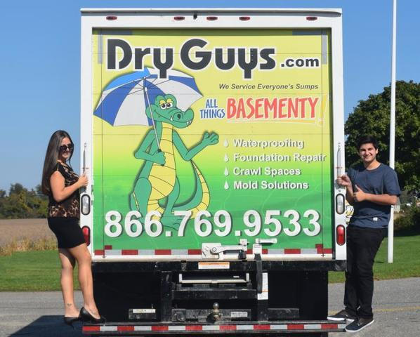 Dry Guys Has a New Sales Manager and Marketing Director!