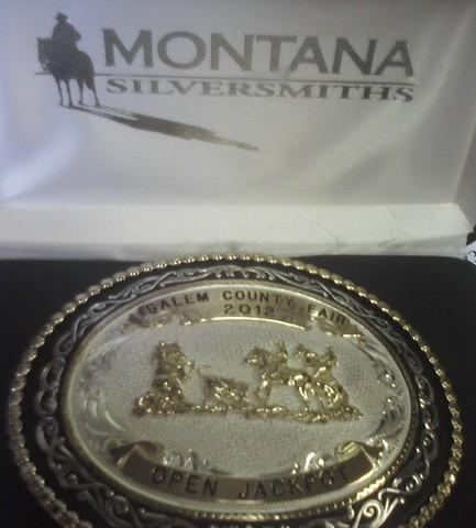 Congratulations to one of our Systems Designers, Joe Klaus, on winning first place in Ranch Sorting at the 2012 Salem...