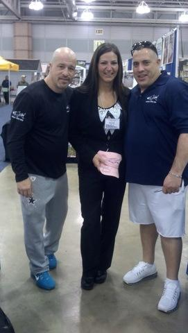 Team Dry Guys was at the Atlantic City Convention Center in Atlantic City, NJ this past weekend for the Home...
