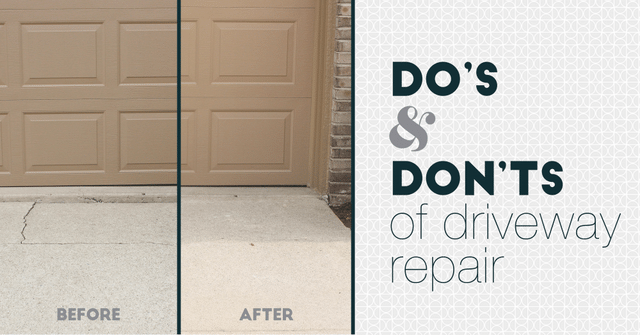 Reasons Why You Should Repair Your Driveway