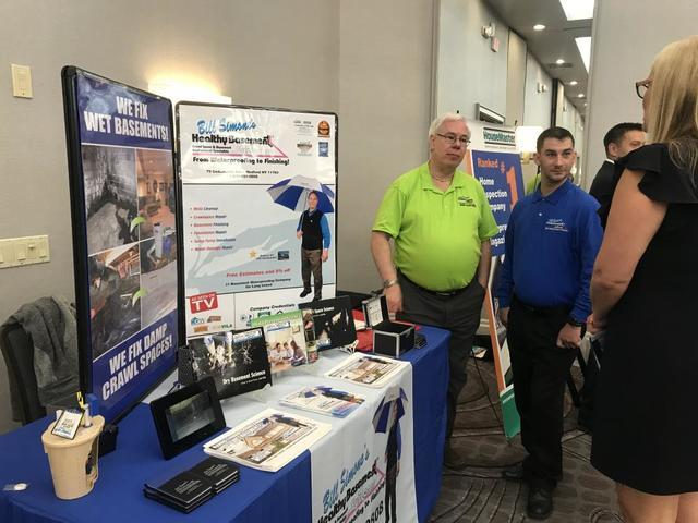 Healthy Basement Systems Attends Daniel Gale Realtor Vendor Fair