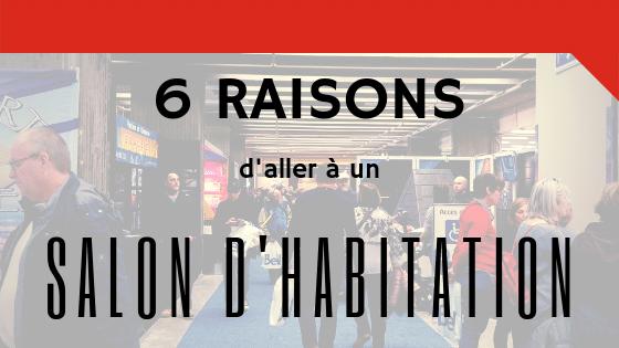 6 raisons d'aller à un salon d'habitation à Montréal cette année!