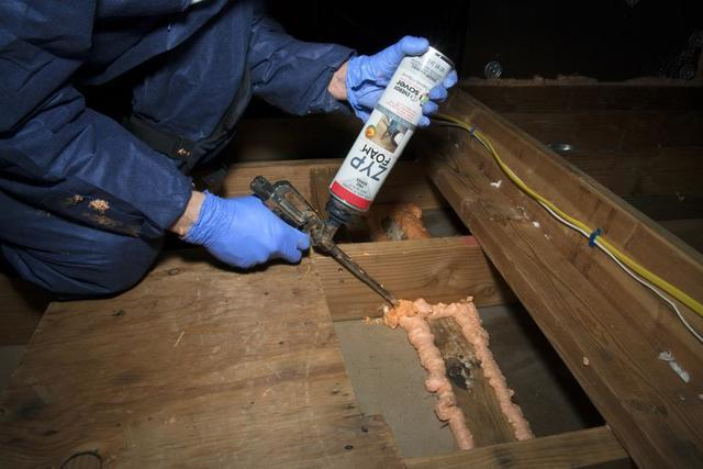 The 6 POSITIVES side effects of a efficiently insulated attic: