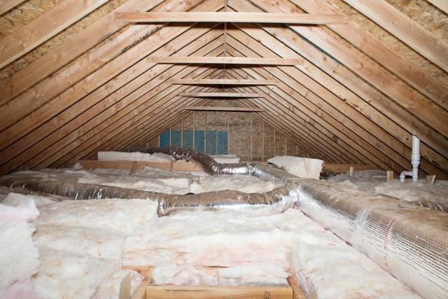 Top 10 problems in an attic