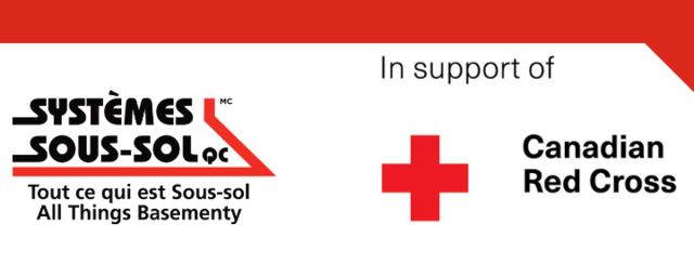 We support the mission of the Canadian Red-Cross - we match donations!