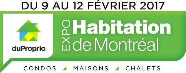 Salon ExpoHabitation de Montréal 2017