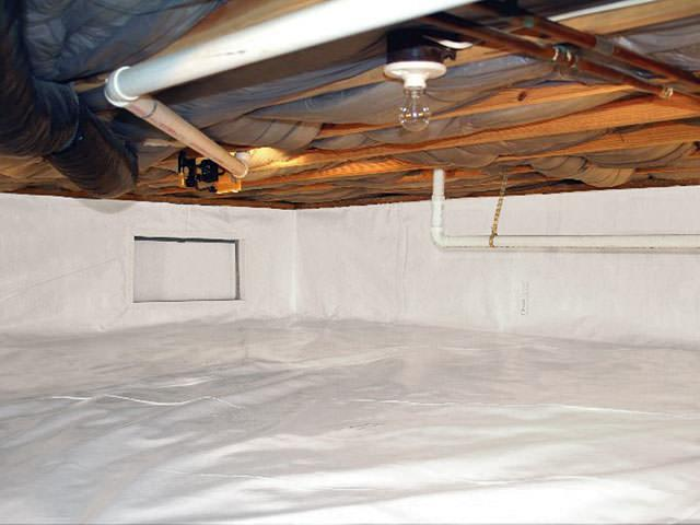 Clean Space Crawl Space Repair Systems