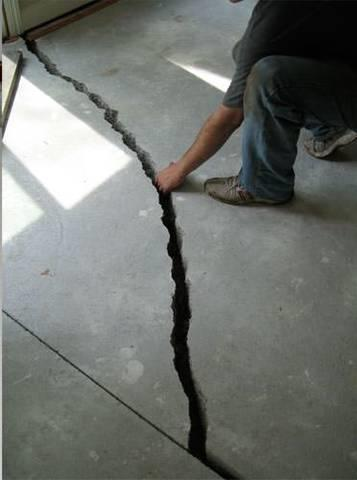 Did you know that your concrete floor slab can settle, even if your foundation is in place and stable?   Here...