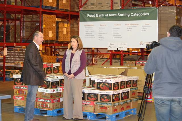 Midwest Basement Systems is helping to alleviate hunger through food distribution, partnership and education....