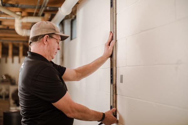 Foundation Repair in Des Moines, IA