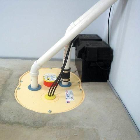 Has it been several years since your sump pump system has been serviced?  Your sump system may be one...
