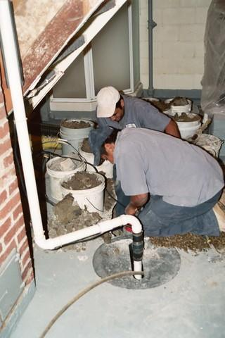 If you don't have a battery backup sump pump in place, then you're just one power outage away from a...