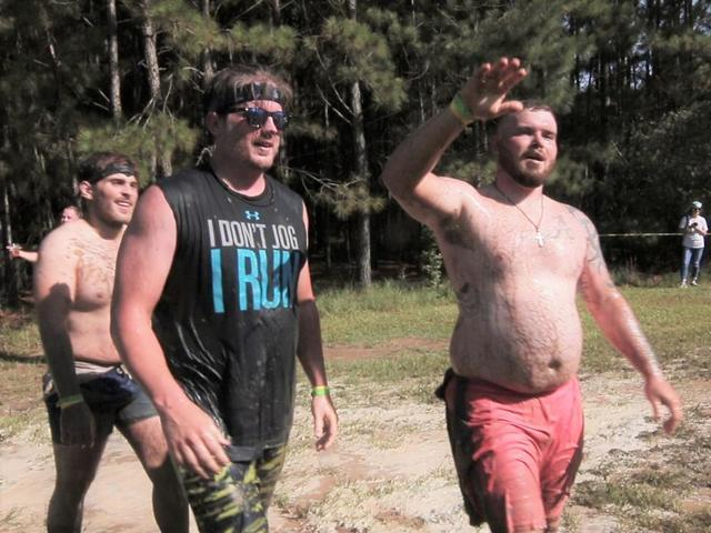 2019 JCB Mud Run - Image 2