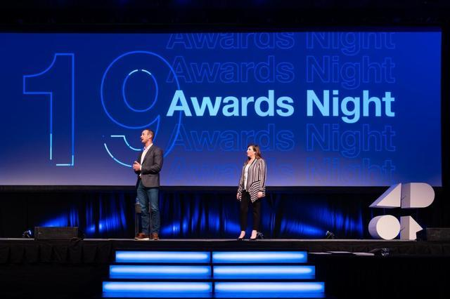 Lowcountry Basement Systems takes center stage on awards night! - Image 2