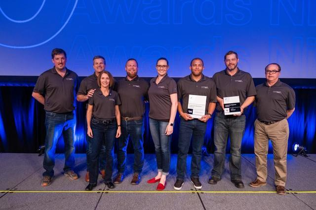 Lowcountry Basement Systems takes center stage on awards night! - Image 3