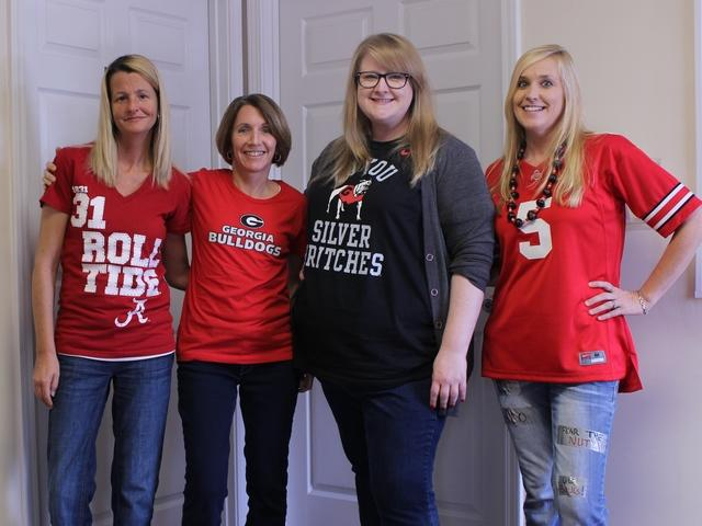 Fabulous Friday College Team Day