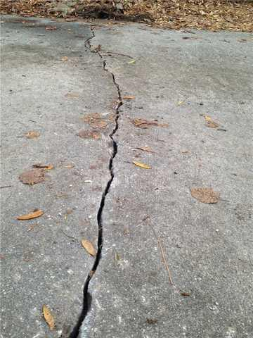 Does your home have uneven sidewalks and concrete slabs?
