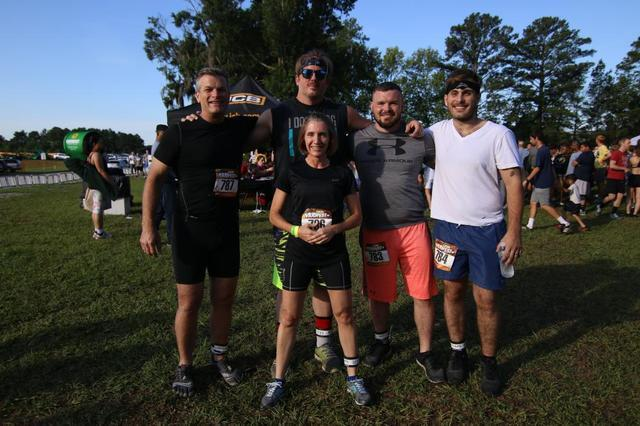 Lowcountry Basement Systems is proud to have participated in the 2019 JCB Mud Run that benefited the Lady Bamford Center...