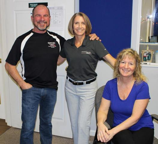 This week, Dan and Lovey Malsch, owners of Rainy Day Basement Systems in Arlington, WA came to visit Lowcountry Basement...