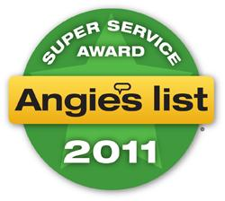 Nova Basement Systems Earns Coveted Angies List Super Service Award - Image 1