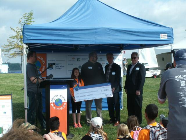 Omni Sponsors The Childrens Water Festival
