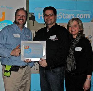 Omni Basement Systems Earns Prestigious Waterproofing Award from HomeStars