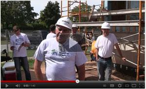 Omni Basement Systems Helps Habitat for Humanity