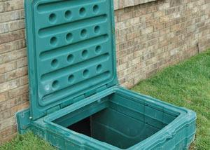 Crawl Space Entry Wells Keep Crawl Spaces Safe