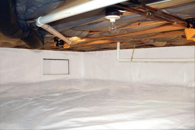 4 Reasons to Encapsulate Your Crawl Space