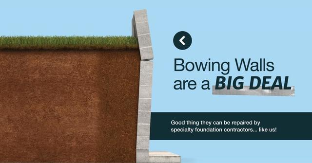 Are Your Foundation Walls Bowing?
