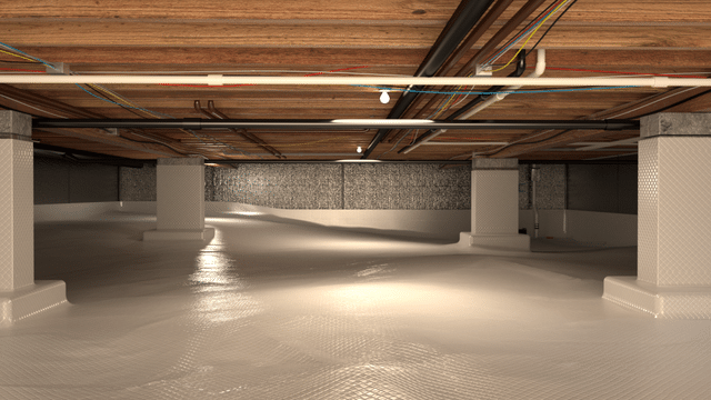 Winterize Your Crawl Space