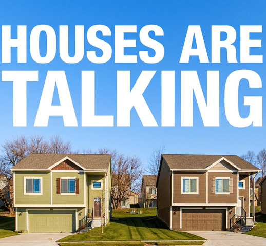 Your House is Talking. Are You Listening?