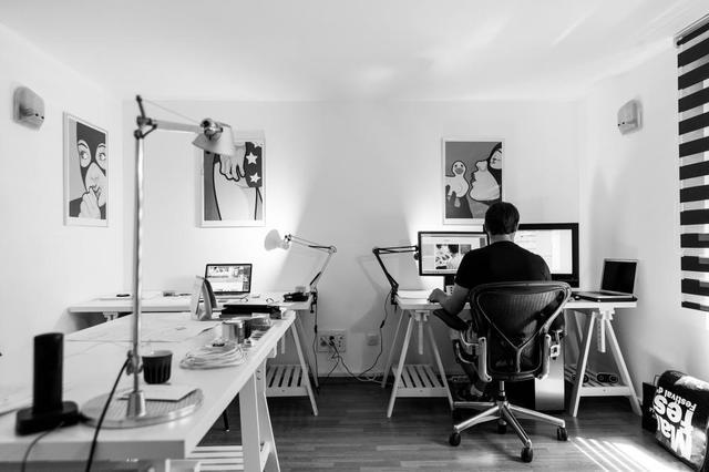 Need Space? Create a Home Office or Classroom in Your Basement
