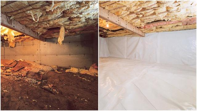 Need Storage? Check Your Crawl Space
