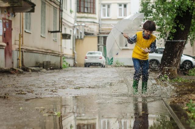 Rain and Your Concrete