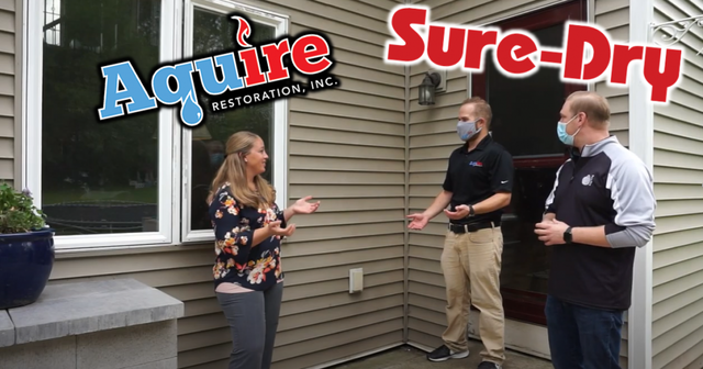 Fix Your Concrete Now to Prevent Future Water Damage to Your Basement!