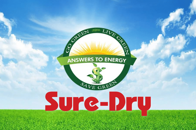Answers to Energy Questions - Concrete Repair with Sure-Dry Sales Manager N...