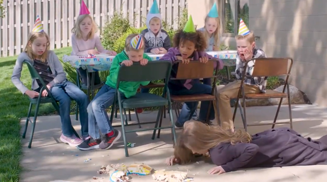 Don't Let Uneven Concrete Ruin Your Kid's Birthday Party!