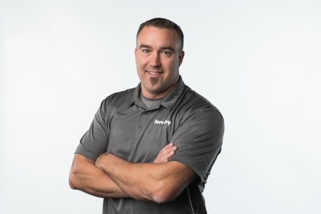 Sure-Dry General Manager Jamie Budiac Featured in Blueprint Magazine